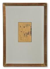 Inge Schiöler (1908-1971) - Violetta figurer, 1942