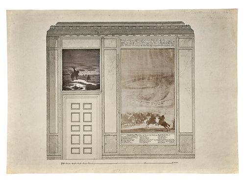 Agi Lindegren: Drottningholms slott, Karl X Gustavs galleri