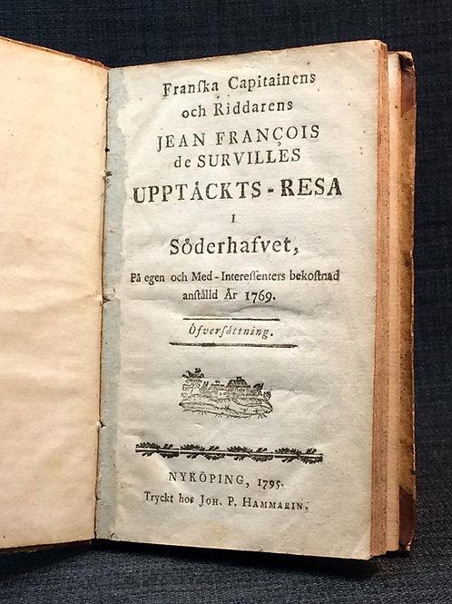 Surville, 1795