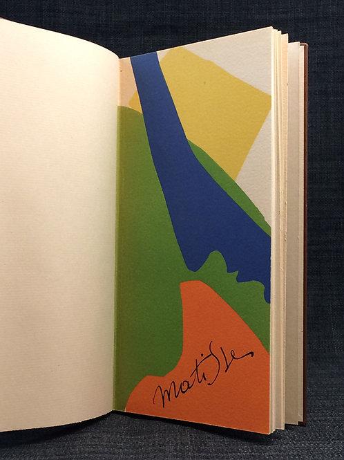 Henri Matisse. Papiers decoupés.