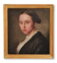 Kilian Zoll (1818–1860) - Konstnärens syster - (sold)