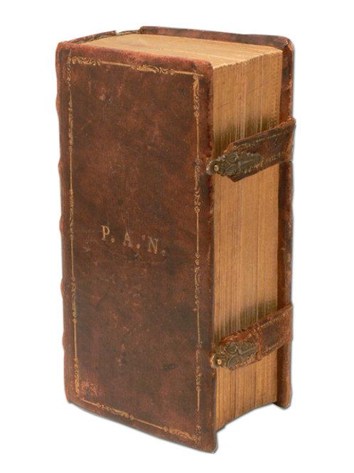 Släktbibel för P. A. Norstedt
