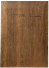 Johan Edvard Mandelberg (1730-1786) - Pastoral scen, verso
