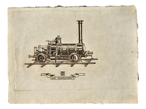 """""""Förstlingen"""" 1848"""