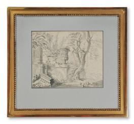 Pehr Brelin (1728-1795) - Ruinlandskap - (sold)