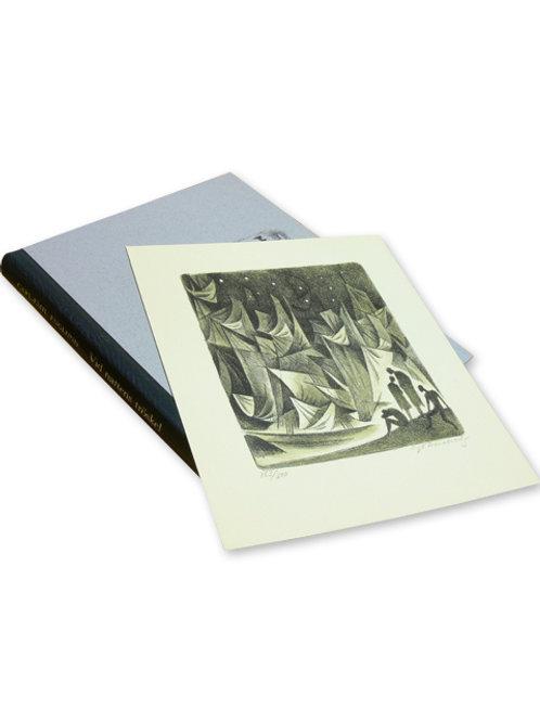 Englund: Vid nattens tröskel, bibliofilupplagan
