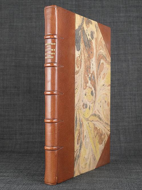 Bonneau: Lyrisme du temps present. (Yoshino. Collection japonaise, F.)