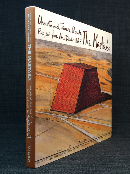 Christo and Jeanne-Claude - The Mastaba