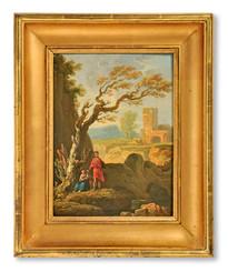 Johan Edvard Mandelberg (1730-1786) - Pastoral scen