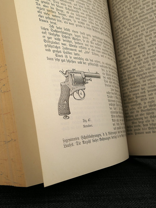 The first book of criminalistics, 1893
