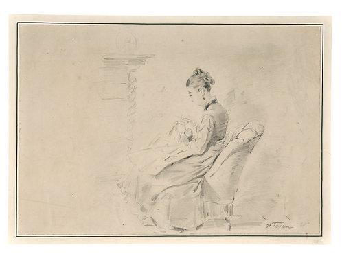 William Féron: Sigrid Schück, née Féron