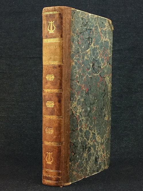 Ovidius - Dedikation av Adlerbeth till Atterbom