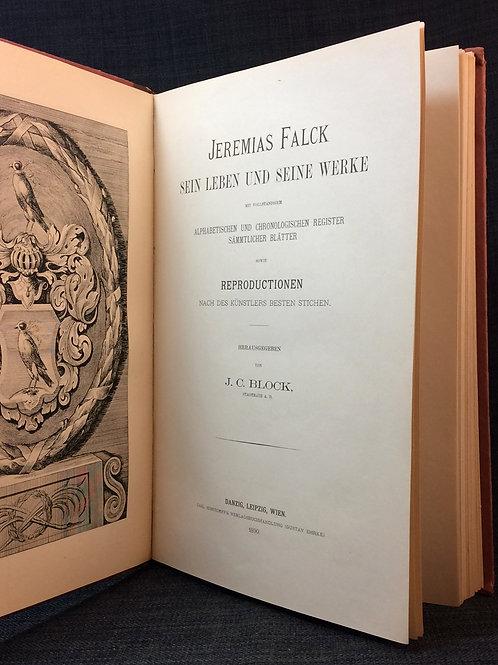 Jeremias Falck. Sein Leben und seine Werke