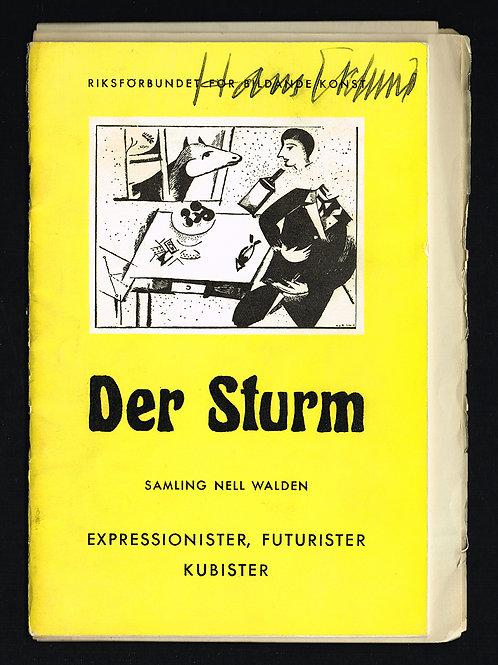 Der Sturm. Samling Nell Walden