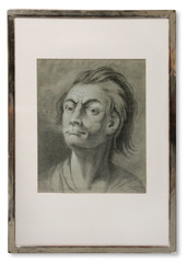 Jacob Gillberg (1724-1793) - Vreden. Fysiognomisk studie