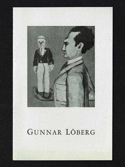Gunnar Löberg - Minnesutställning