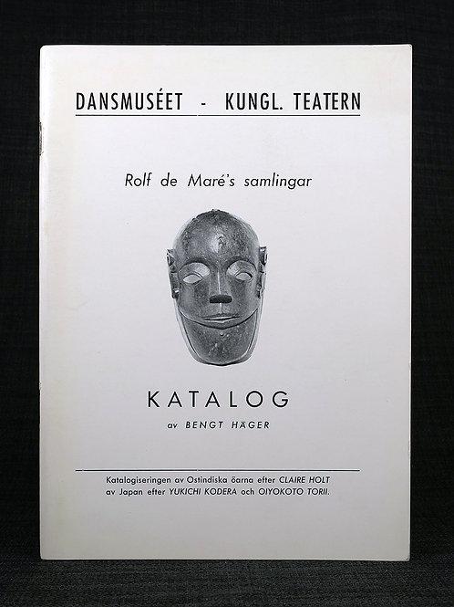 Rolf de Maré's samlingar