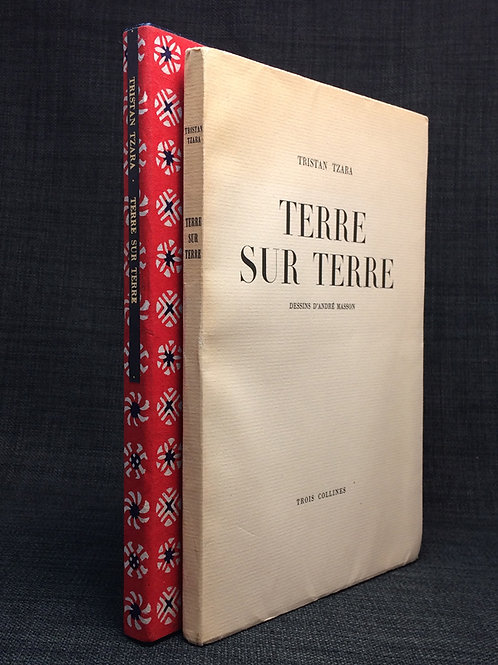 Tzara & Masson: Terre sur terre, 1946