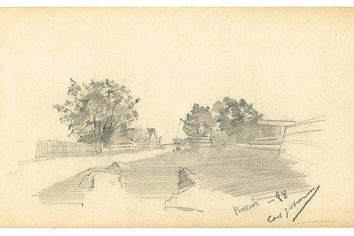 Carl Johansson: Bollnäs 1888