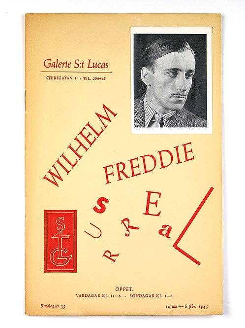Wilhelm Freddie Surreal, 1945