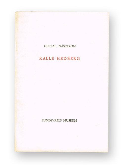 Kalle Hedberg, 1956