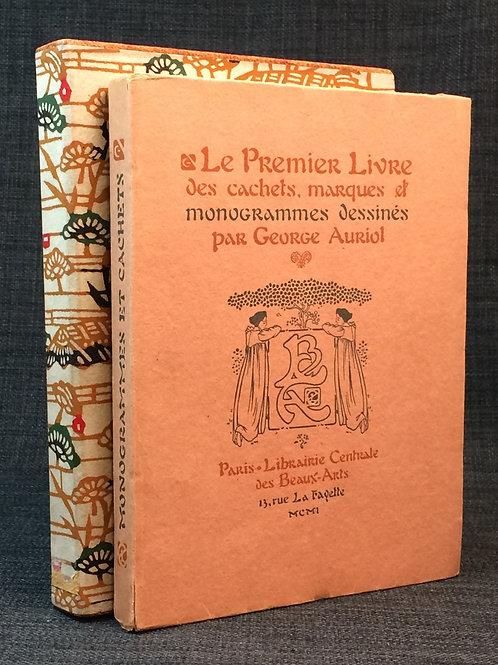Auriol Cachets marques et monogrammes 1901 a