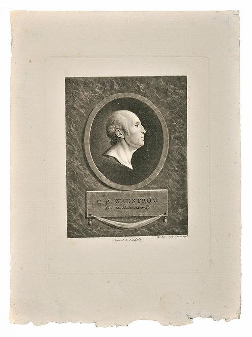 Carl Bernhard Wadström, 1798