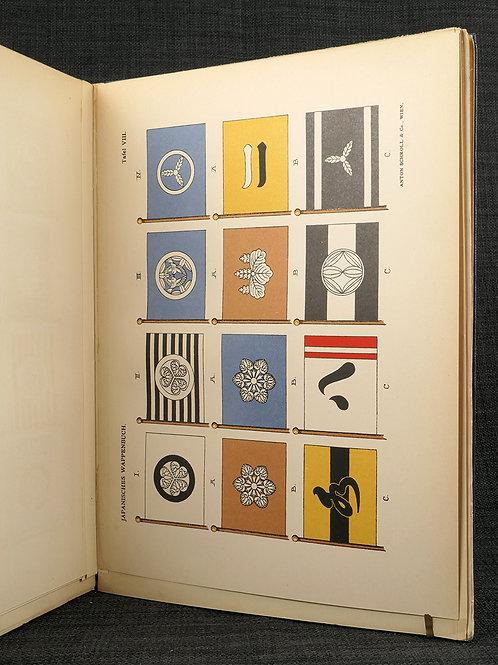 Japanisches Wappenbuch, 1906