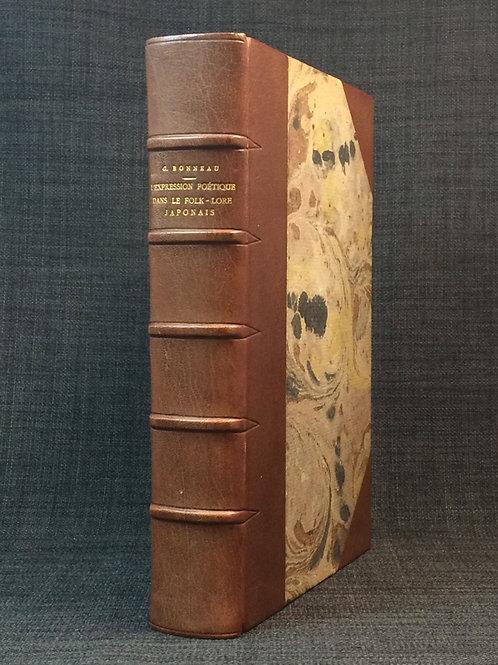 Bonneau: Le folk-lore Japonais. 1-3