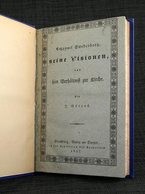 Görres: Swedenborg, 1827