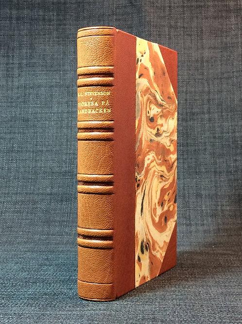 Robert Louis Stevenson, band av Linde