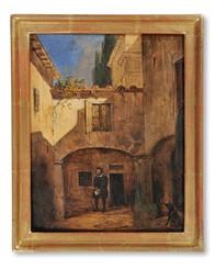 Hjalmar Mörner (Stockholm 1794–Paris 1837) - Torquato Tasso