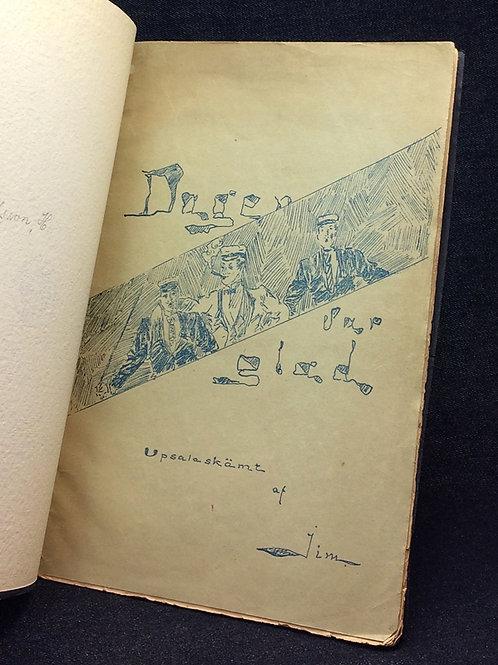 Upsalaskämt af Jim, 1892