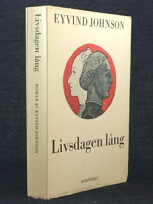 Johnson: Livsdagen lång, dedikation till Alf Henrikson