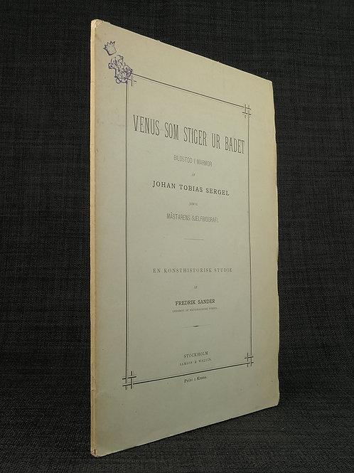 Med första uppl. av Sergels självbiografi