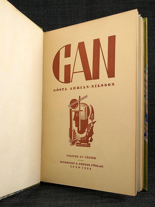 GAN - Utgiven av vänner