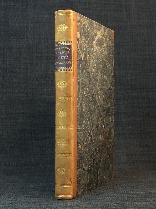 Gråberg: Saggio istorico su gli Scaldi, 1811