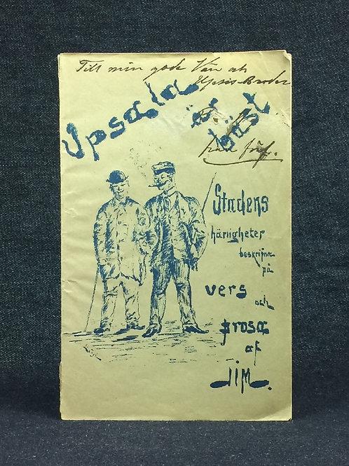 Upsala är bäst, 1891
