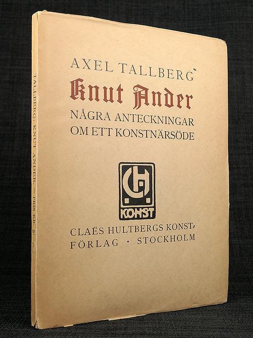Knut Ander - Bibliofilupplagan