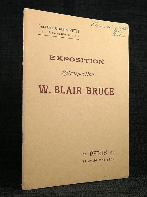 W. Blair Bruce & Carolina Benedicks-Bruce