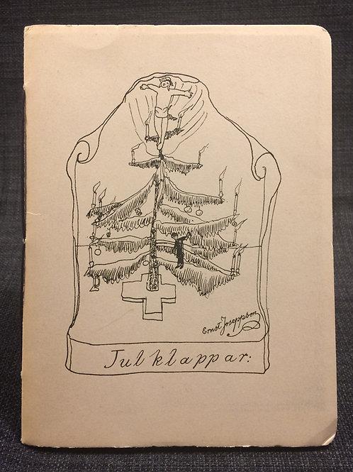 Teckningar av Ernst Josephson till dikter av Geijer