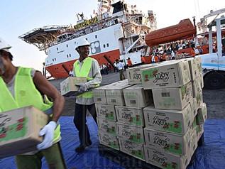 Sukarelawan Sedia Redah Teluk Bengal
