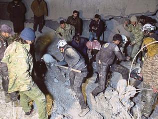 Masjid Dibom, 46 Terbunuh