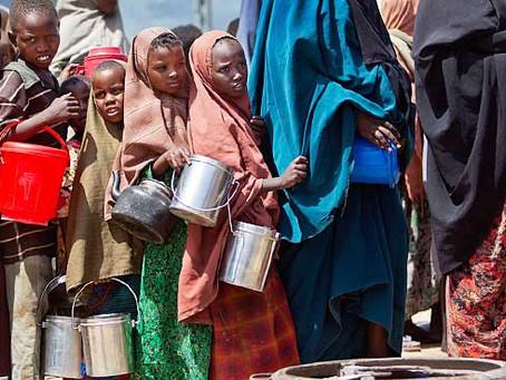 Somalia Kemarau, 110 Maut Dalam Tempoh 48 Jam