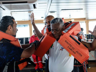 'Food Flotilla For Myanmar': Volunteers Ready For Any Eventuality