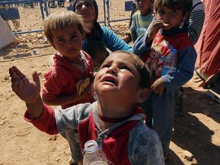 Konflik Syria Penyebab Kebuluran