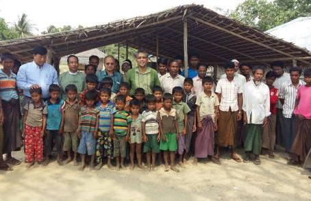 Duta Malaysia Saksi Penyerahan Bantuan Flotilla di Myanmar