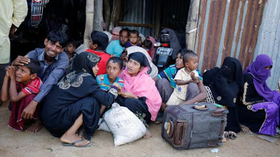 Myanmar Commanders Should Be Punished, Raped of Rohingya : Human Rights Watch