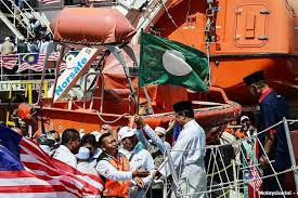 Misi Flotilla Rentasi Ideologi Politik
