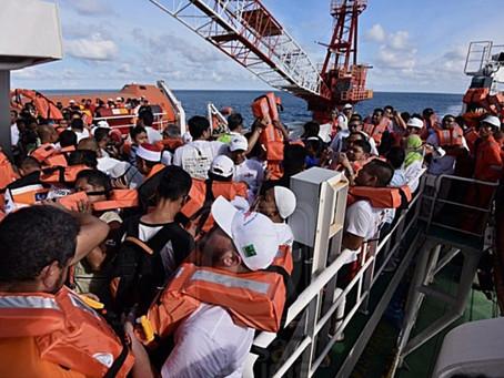 Nautical Aliya Tiba Perairan Thailand Esok